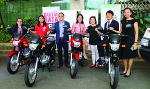 motorcycle public relations