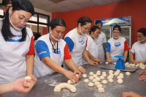 Chevron social investment project for public relations