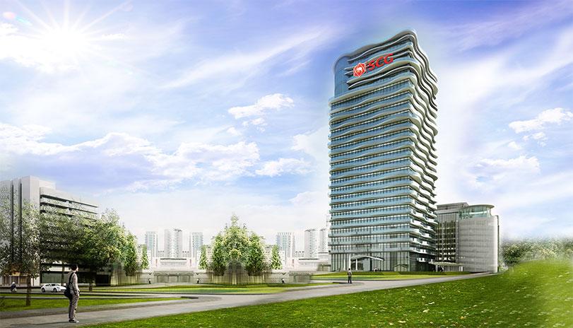SCG Building